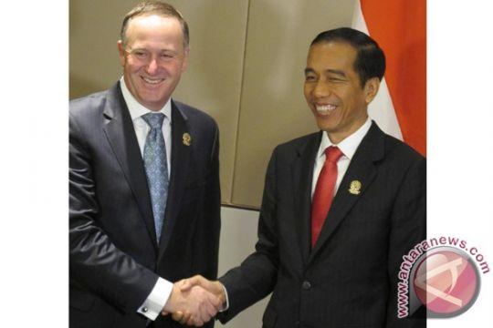 Presiden Jokowi tawarkan program geothermal pada Selandia Baru