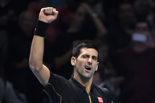 Djokovic melaju ke perempatfinal di Roma