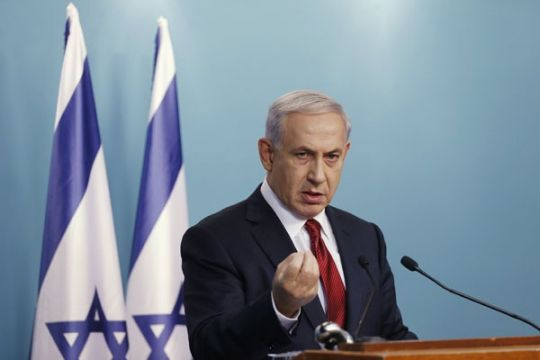 Israel berikrar tindak keras pelempar batu Palestina