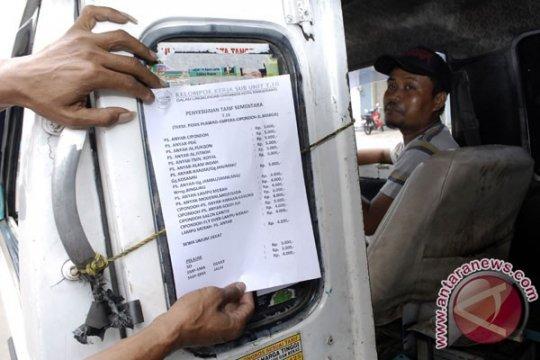 Tarif transportasi darat diperkirakan turun 5-9 persen