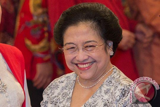 Kongres PDIP akan kukuhkan Megawati sebagai ketua umum