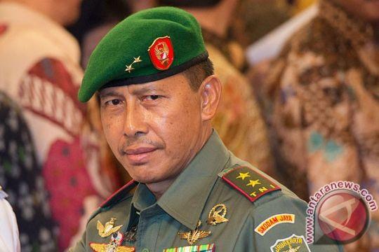 Unggulan calon pengganti panglima Kodam Jaya disiapkan