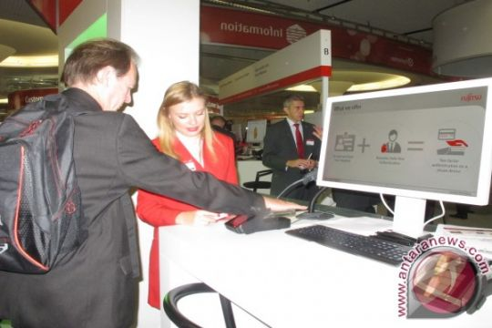 Fujitsu hadirkan PalmSecure truedentity, solusi lindungi identitas
