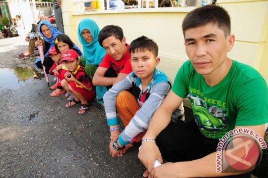Lima kepala keluarga imigran Afganistan terlibat perkelahian di Pekanbaru