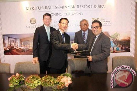 Meritus Hotels & Resorts Menandatangani Kesepakatan Pengoperasian Resor Perdananya di Bali, Meritus Bali Seminyak Resort & Spa