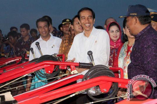 Presiden Jokowi titip besarkan sekolah peternakan rakyat