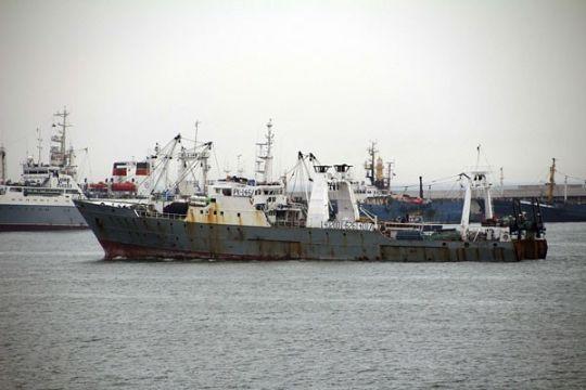 Kapal Korsel karam di Laut Bering, puluhan orang hilang