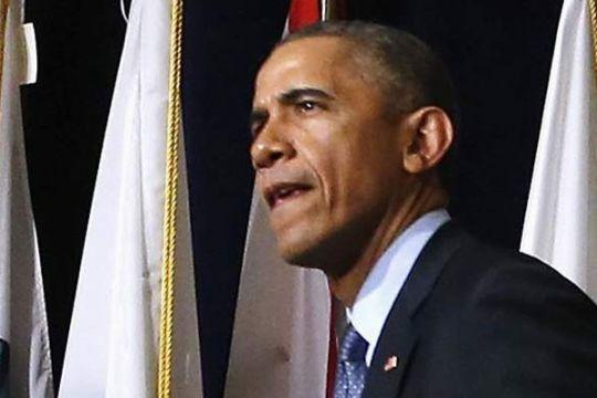 """Buntut perang siber, Korea Utara sebut Obama """"monyet"""""""