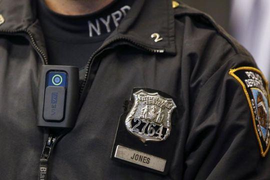 New York City potong anggaran polisi untuk pangkas pengeluaran