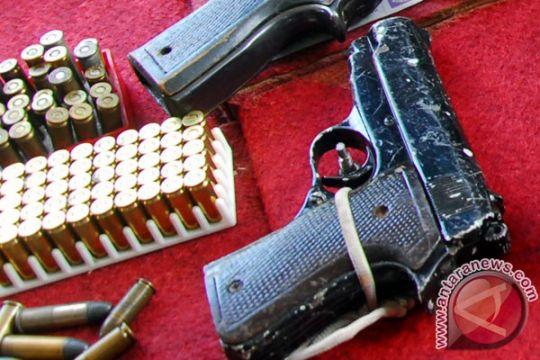 Polresta Pontianak amankan tersangka pemilik senjata api ilegal