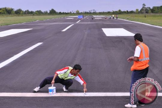 BENCANA ASAP - Bandara Sampit dibuka lagi