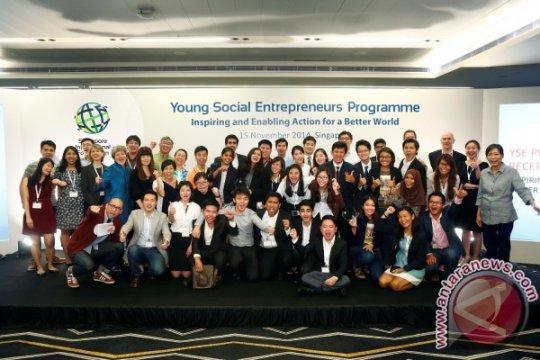 Aktor-aktor Perubahan Dunia Diapresiasi di Program SIF Young Social Entrepreneurs