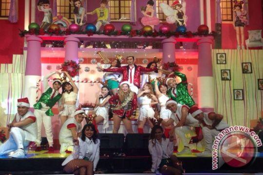 K-Pop jadi tema Natal tahun ini di Mal Ciputra