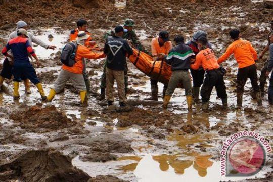 40,9 juta penduduk Indonesia tinggal di daerah rawan longsor