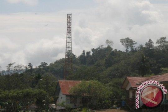 Menara telekomunikasi di perbatasan Serawak segera berfungsi lagi