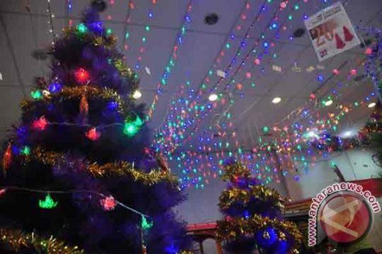 Keluarga besar Pelindo  rayakan Natal