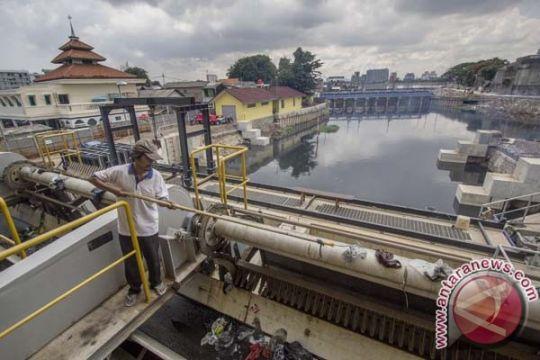 Pompa air MOI mampu sedot air 500 liter per detik