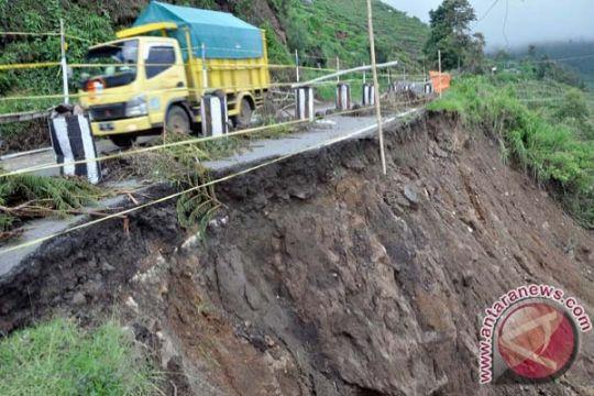 Jalur Wonosobo-Dieng diberlakukan buka tutup