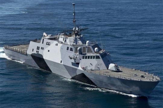 Kapal perang AS berlayar di wilayah sengketa LCS picu kemarahan