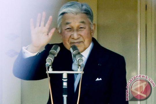 Kaisar Jepang rihat dari tugas karena anemia otak