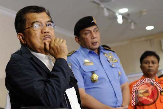 Pesawat AirAsia hilang, Wapres batal liburan ke Bali