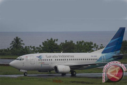 Garuda bakal terbang perdana dari Bandara Kertajati pada 18 Desember