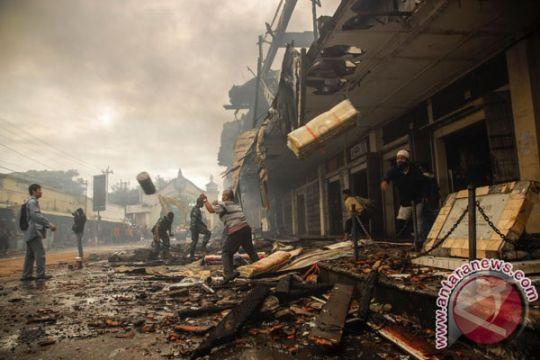 Pemkot Surakarta bongkar kios Pasar Klewer sisi timur Mei