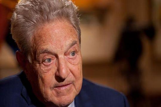 Polisi: bahan peledak ditemukan di rumah George Soros