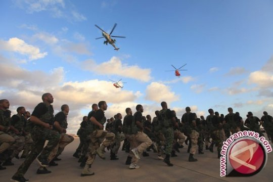 Libya umumkan pengerahan tentara untuk hadapi pasukan Haftar