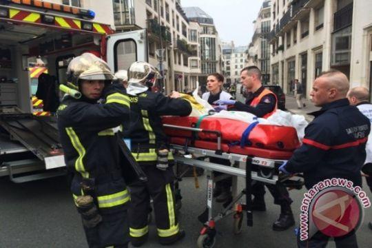 Paus kutuk penembakan  di Charlie Hebdo