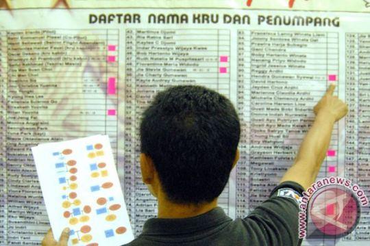 Tim DVI identifikasi tiga jenazah korban AirAsia