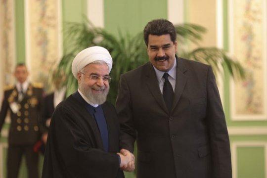 Maduro: 'Ide bagus' Venezuela beli rudal dari Iran