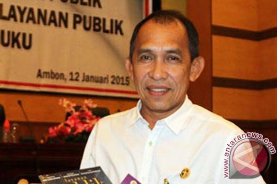 Gubernur Maluku jadi inspektur upacara HUT Proklamasi di bawah laut