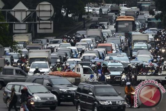 Tarif progresif pajak kendaraan tingkatkan pemasukan DKI