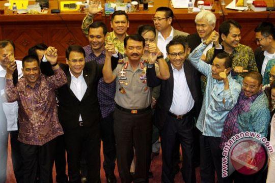 Kompolnas apresiasi Komisi III DPR luluskan Budi Gunawan
