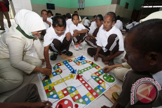 Panti Sosial Bina Laras DKI merawat 2.535 orang gangguan jiwa