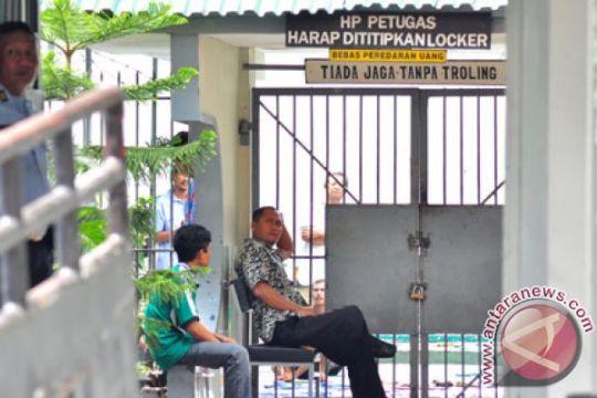 Kapolda pantau pelaksanaan hukuman mati di Boyolali