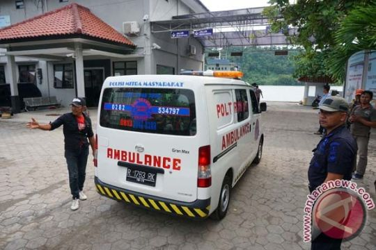 12 ambulans masuk Pulau Nusakambangan jelang eksekusi