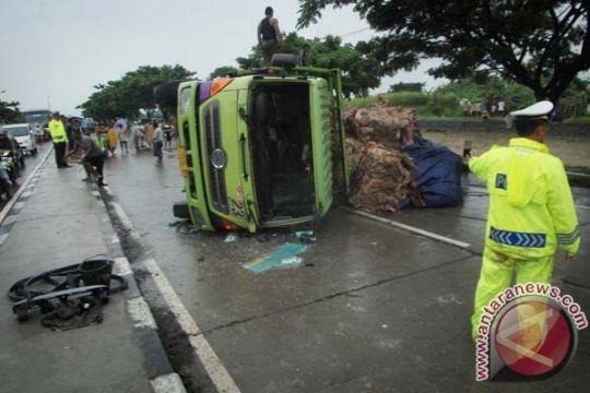Setiap hari 11 orang tewas di jalan di Jawa Tengah