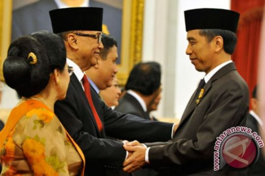 Kata politisi senior PDIP soal kriteria cawapres untuk Jokowi