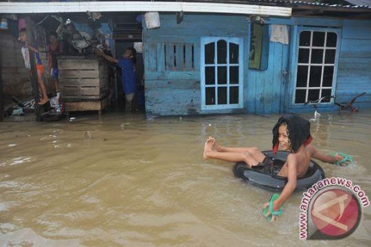 Banjir bandang terjang ratusan rumah di Minahasa Tenggara