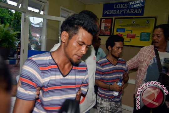 Dua tersangka pembunuh WN Inggris dibawa ke Bali