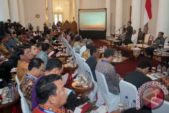 Imbauan Jokowi kepada bupati dan wali kota