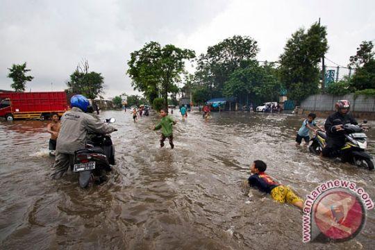 Genangan Air Di Jakarta