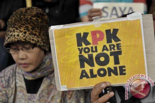 Lima tuntutan Aksi #SaveKPK