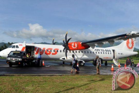Angkasa Pura masih evakuasi pesawat Wings Air tergelincir