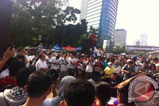 Masyarakat dukung Aksi #SaveKPK
