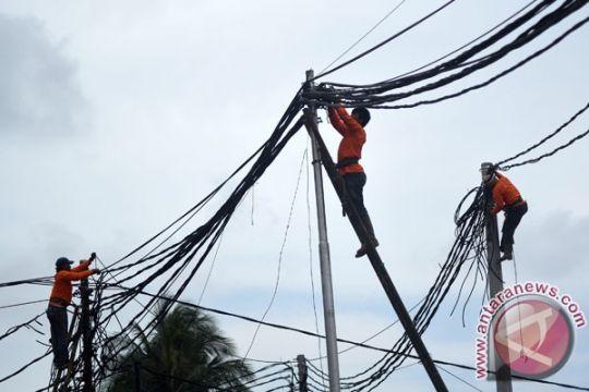 PLN Depok sering alami pencurian kabel listrik