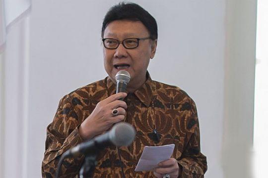 Tjahjo tidak hadir di Komisi III