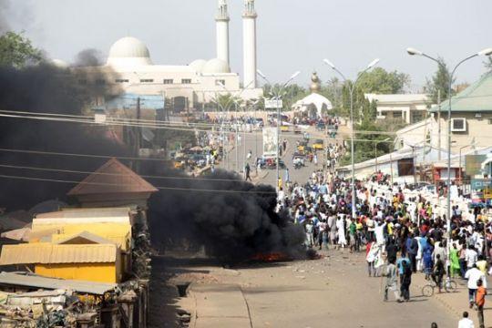 Bocah pengebom tewas bersama 20 orang di Kamerun